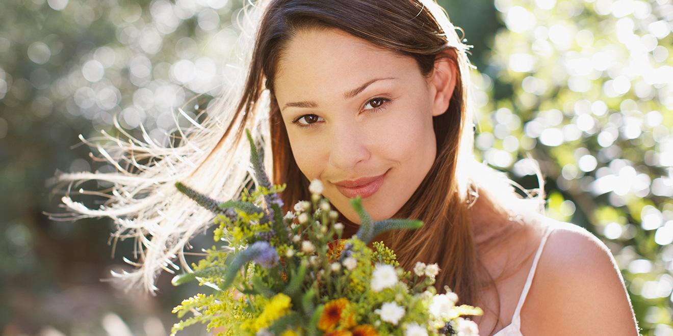 Hautpflege im Frühling - reinigen, leichte Texturen, Sonnenschutz