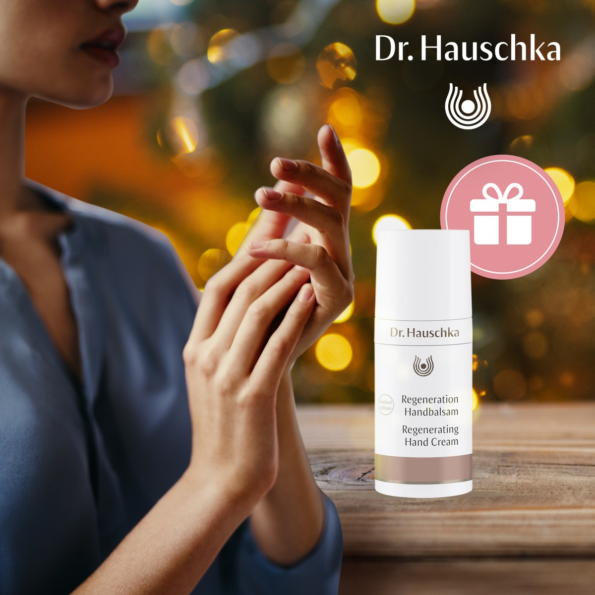When buying Dr. Hauschka products from CHF 49. While stocks last.