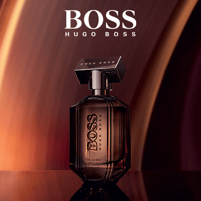 HUGO BOSS - THE SCENT ABSOLUTE