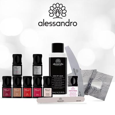 ALESSANDRO PROLAQ Starter Set