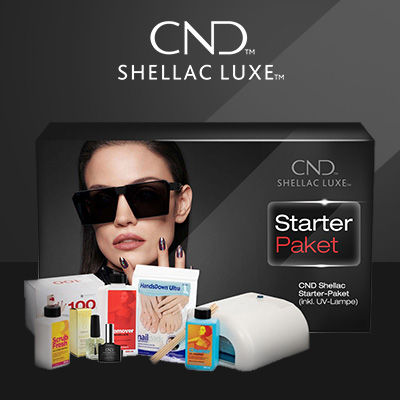 CND Shellac Luxe Starter Package