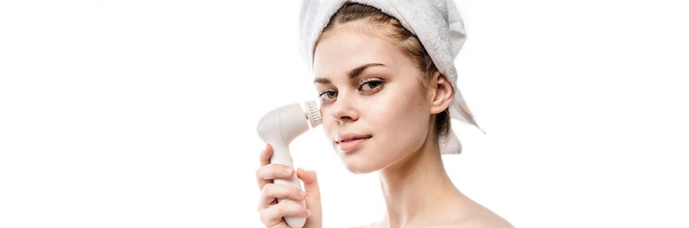 Gesichtspflegebürsten