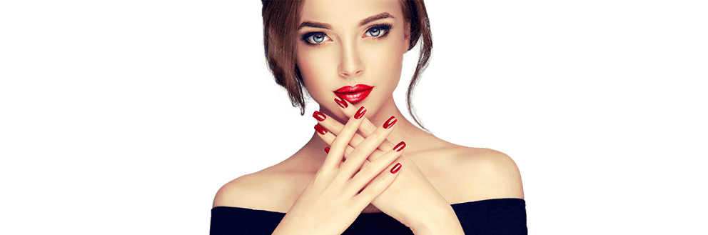 Vernis à ongles acrylique