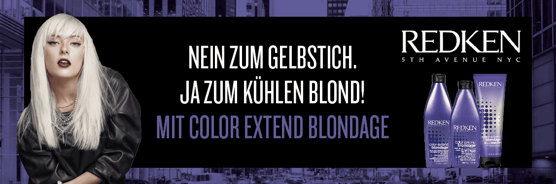 Color Extend Blondage