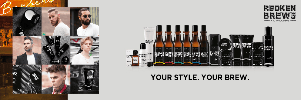 Men: REDKEN BREWS