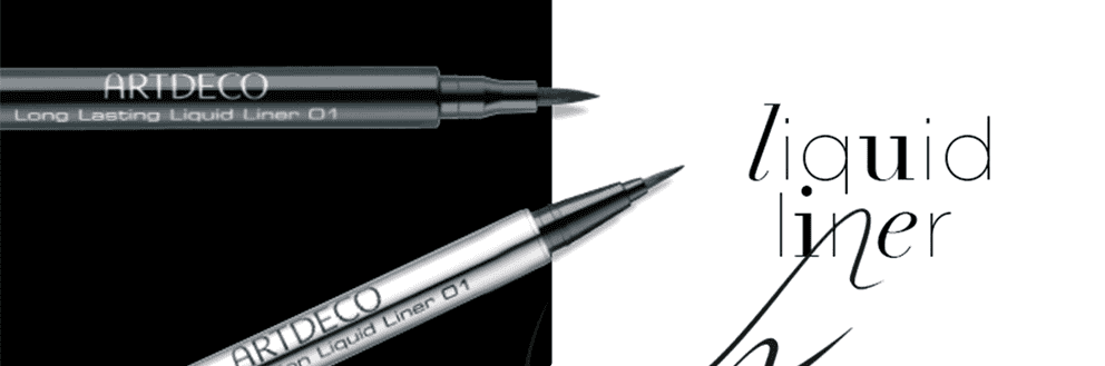 Eye-liners liquides