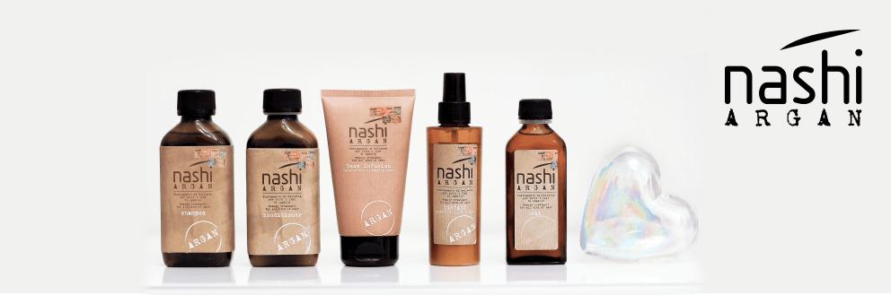 Nashi Argan Hair