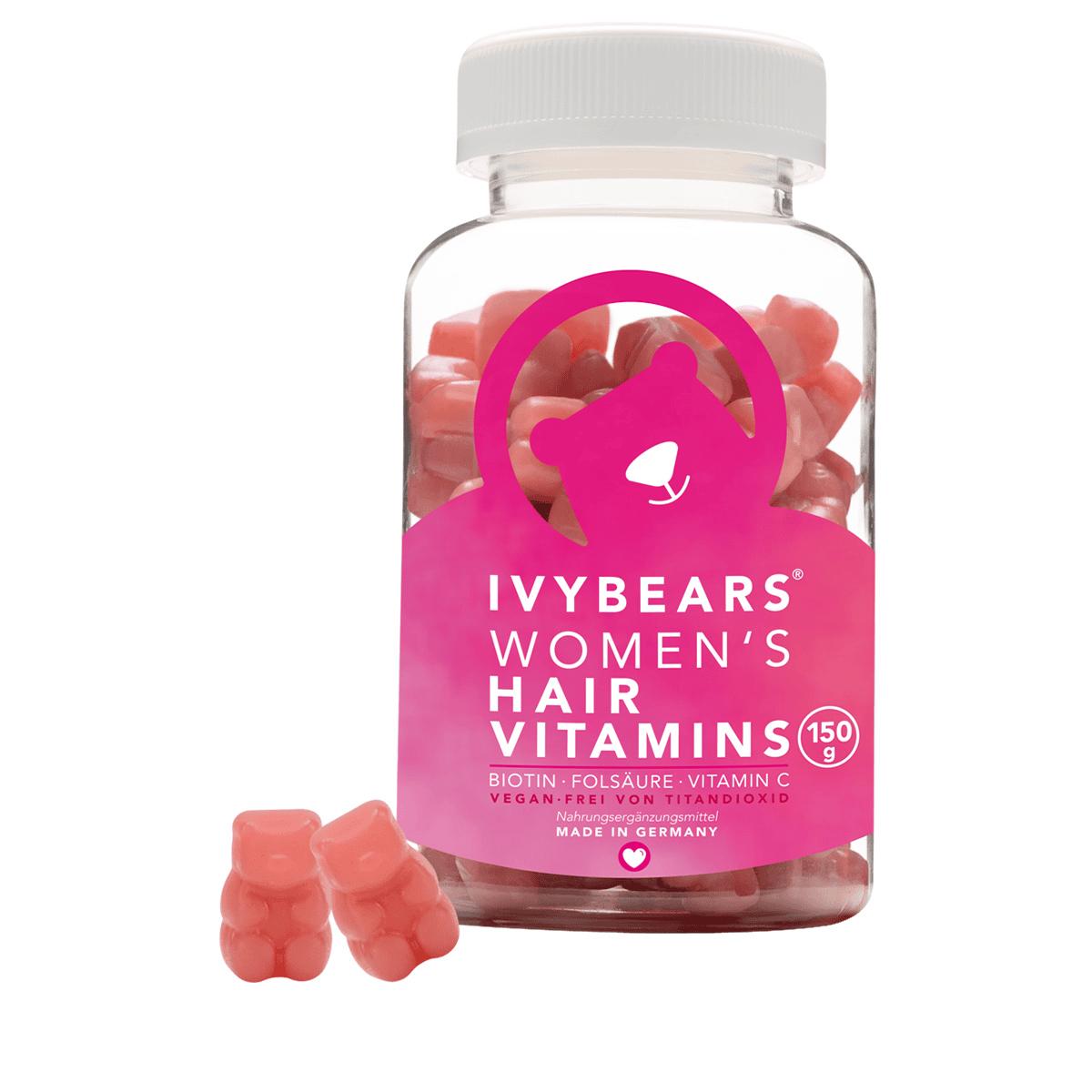 Ivybears Hair Vitamins For Women 150g Haar Shop Ch hair vitamins for women