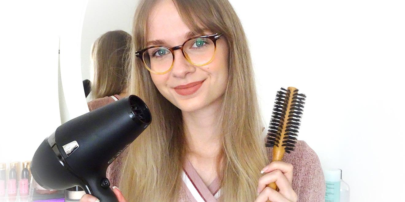 Blow-Out für zuhause – Haare wie frisch vom Friseur