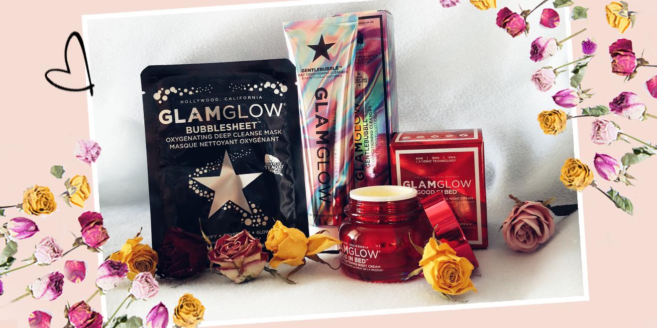 Glamglow – für einen sanften Übergang in den Frühling!